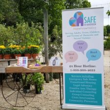 Benefit Potting Party for SAFE in Hunterdon