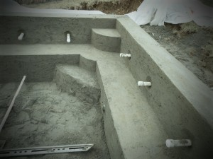 Gunite Pool by Rutgers Pools