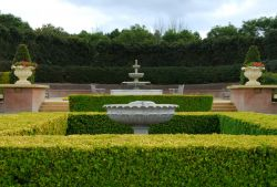 Formal clipped hedge